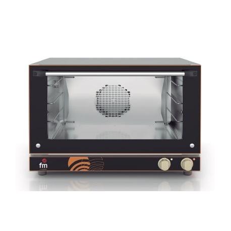 FOUR A AIR PULSE - 4 NIVEAUX (GN1/1 , 600 X 400) - 220v /7 KW