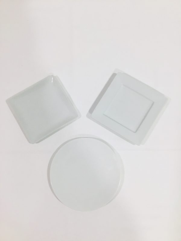 Assiette ronde 16 cm